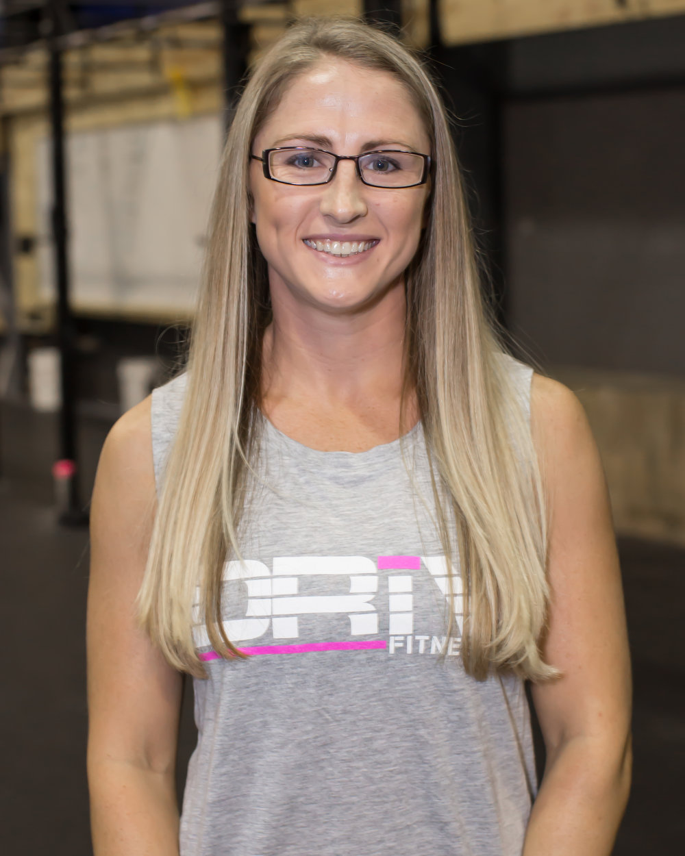 Kaylee Davis Coach, Moms in Training Director - CrossFit Courses - Level 1, 2, Pregnancy and Postpartum Athleticism