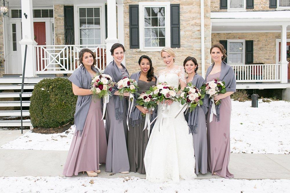Marryland Weddings Romantic Winter Garden Springfield Manor Thurmont MD Brittany Thomas Photography_0780.jpg