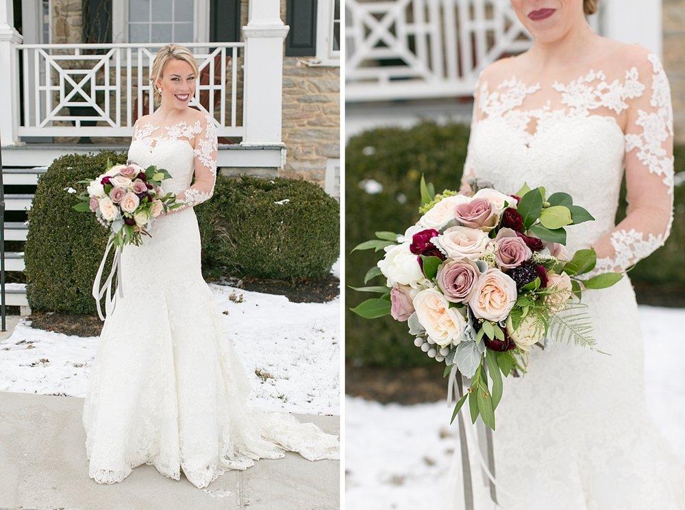 Marryland Weddings Romantic Winter Garden Springfield Manor Thurmont MD Brittany Thomas Photography_0784.jpg