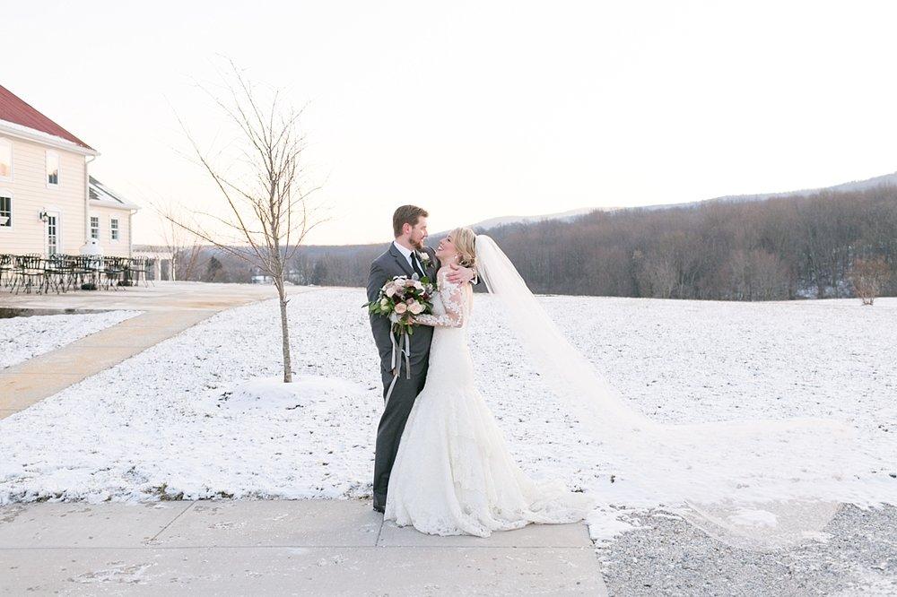 Marryland Weddings Romantic Winter Garden Springfield Manor Thurmont MD Brittany Thomas Photography_0791.jpg