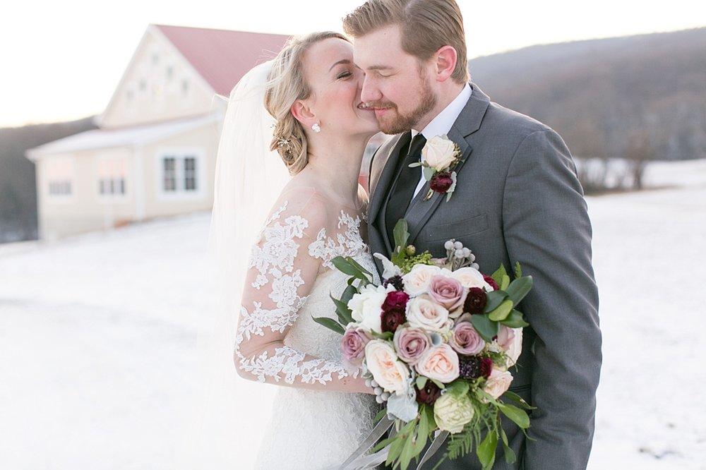 Marryland Weddings Romantic Winter Garden Springfield Manor Thurmont MD Brittany Thomas Photography_0798.jpg