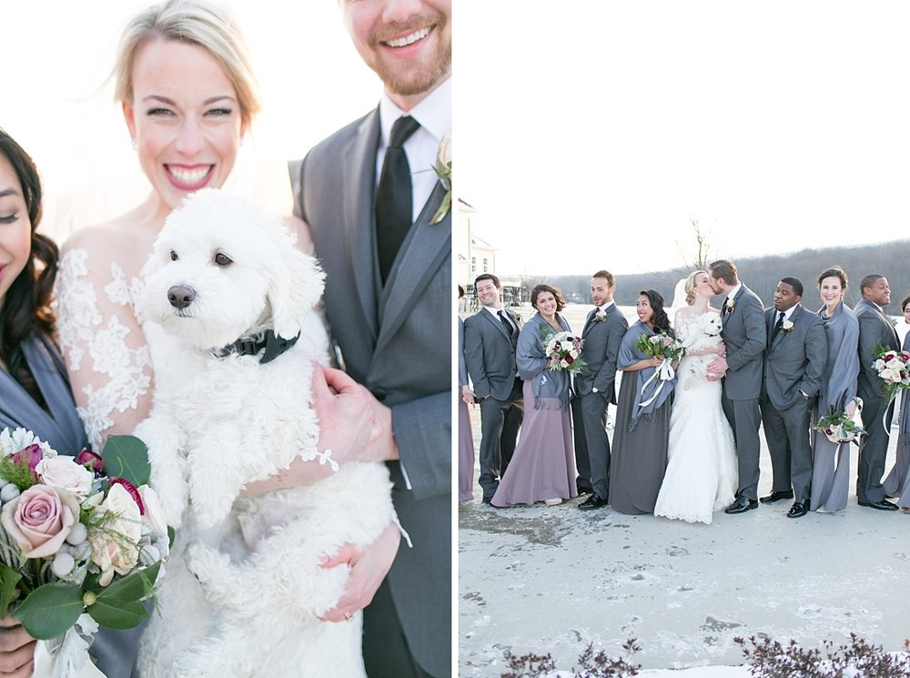 Marryland Weddings Romantic Winter Garden Springfield Manor Thurmont MD Brittany Thomas Photography_0800.jpg