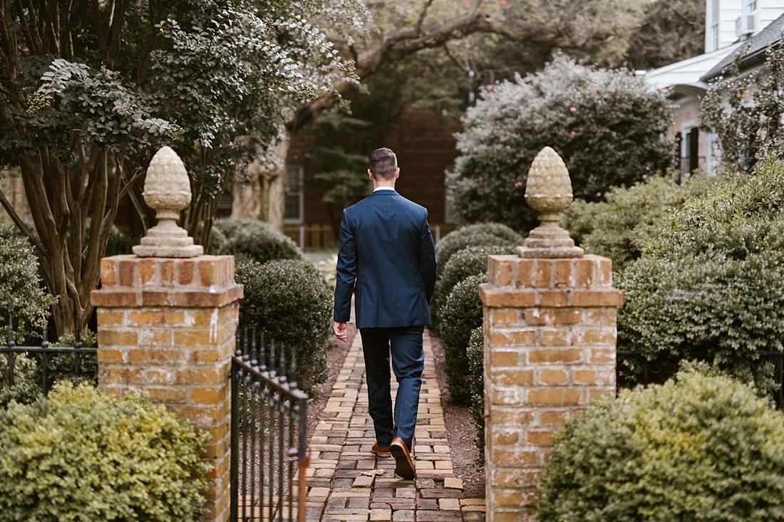 Romantic Secret Garden Wedding at the Tidewater Inn — Marryland Weddings