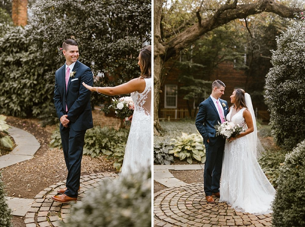 Marryland Weddings Romantic Secret Garden Wedding TIdewater Inn Victoria Selman Photography_0899.jpg