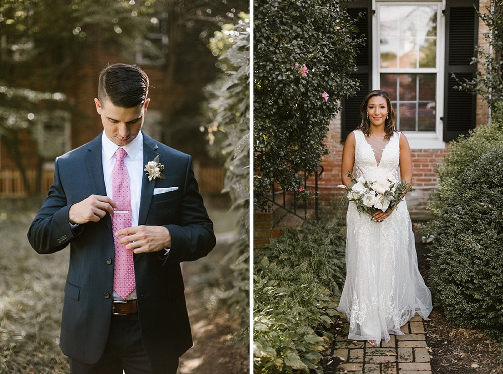 Marryland Weddings Romantic Secret Garden Wedding TIdewater Inn Victoria Selman Photography_0914.jpg