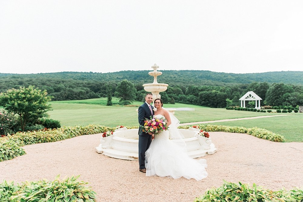 Springfield Manor Winery Thumont MD Kate Spade Wedding Navy Gold Marryland Weddings_1329.jpg