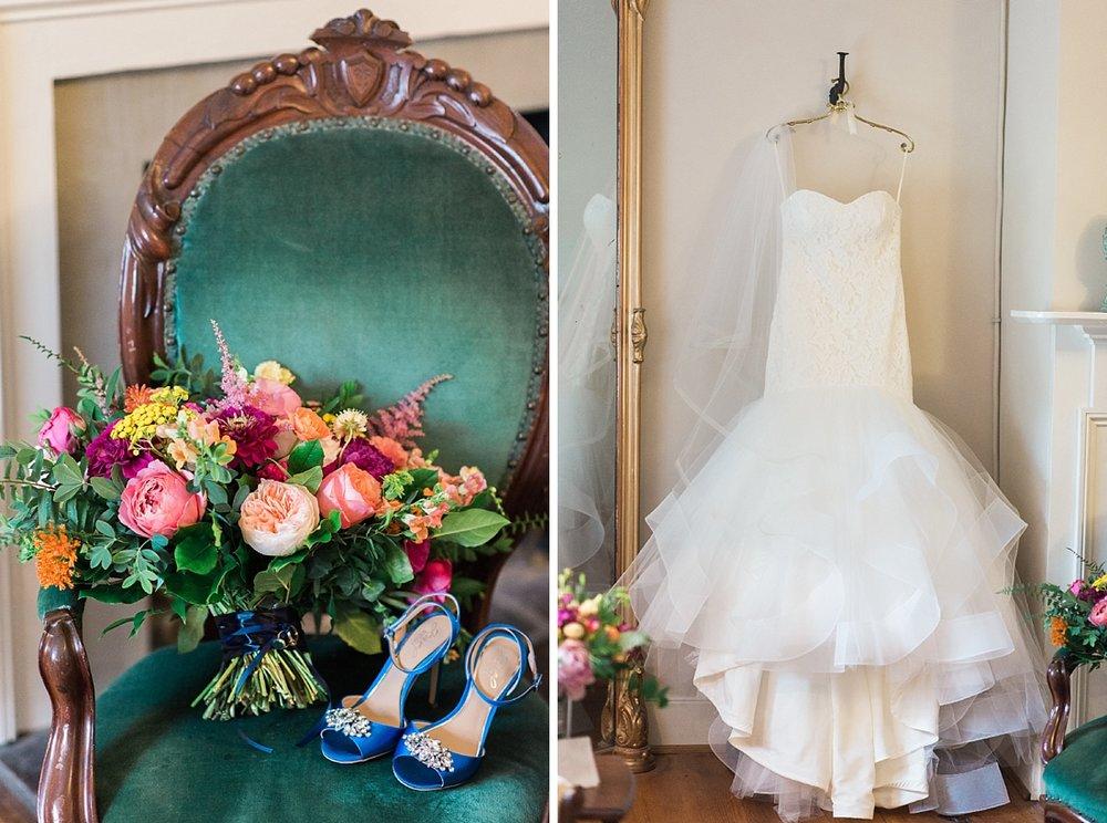 Springfield Manor Winery Thumont MD Kate Spade Wedding Navy Gold Marryland Weddings_1333.jpg