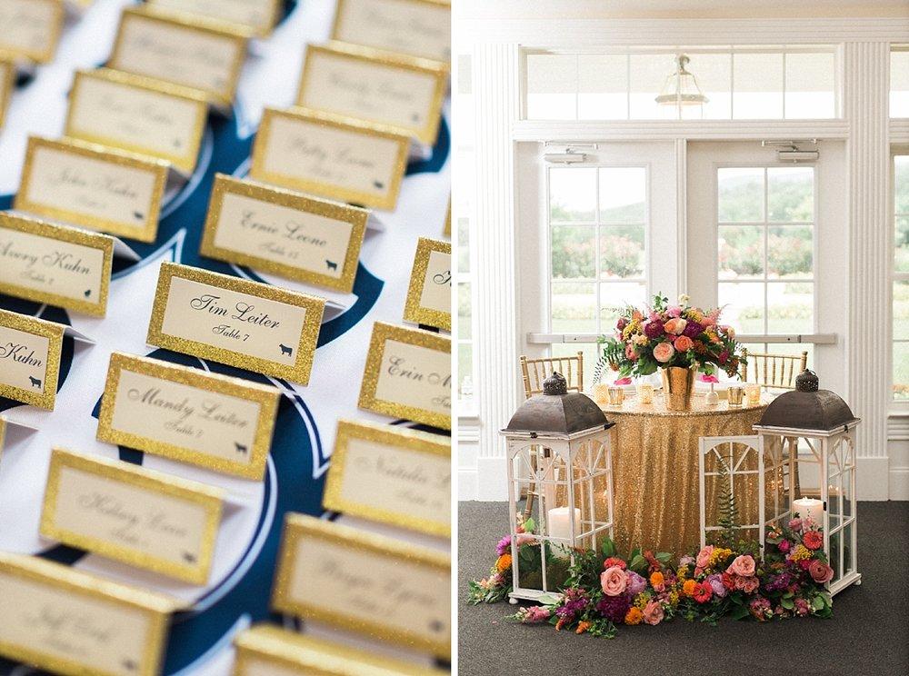 Springfield Manor Winery Thumont MD Kate Spade Wedding Navy Gold Marryland Weddings_1346.jpg