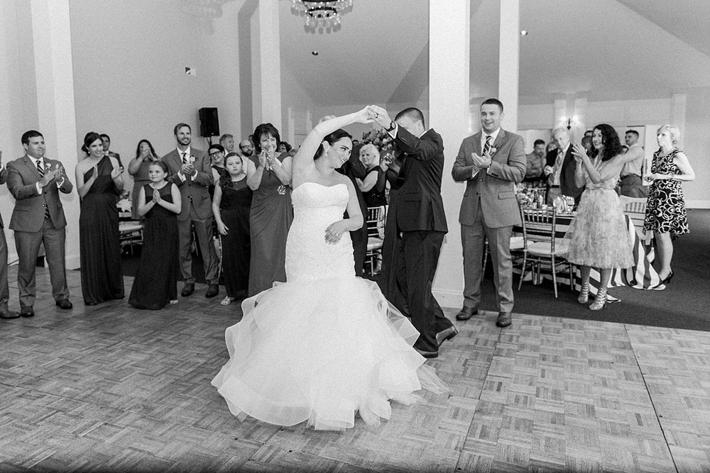 Springfield Manor Winery Thumont MD Kate Spade Wedding Navy Gold Marryland Weddings_1353.jpg