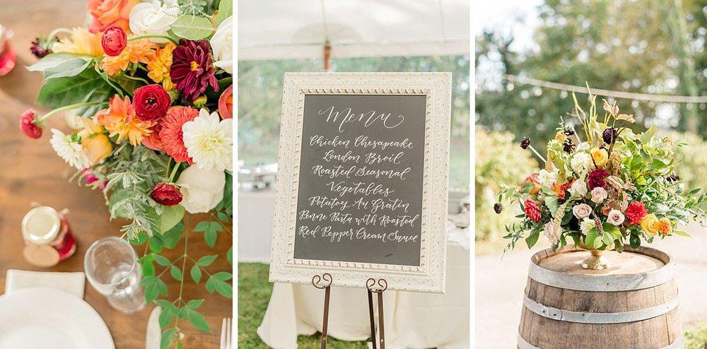 Burgundy Gold Green Autumn Estate Wedding Relay MD Marryland Weddings_1434.jpg