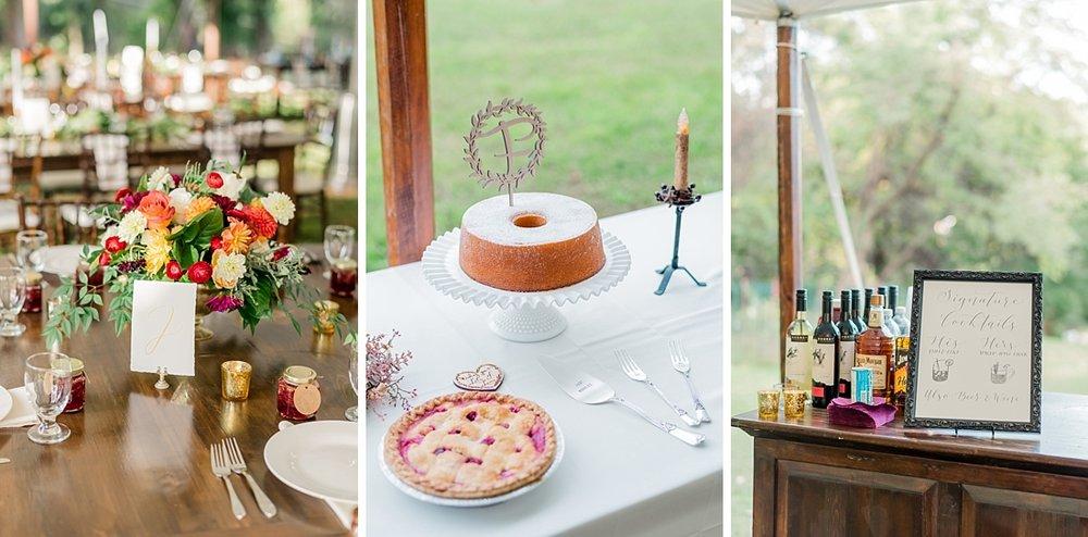 Burgundy Gold Green Autumn Estate Wedding Relay MD Marryland Weddings_1441.jpg