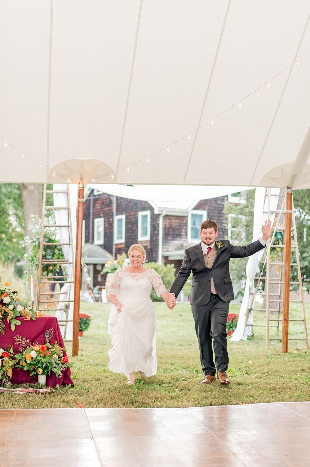 Burgundy Gold Green Autumn Estate Wedding Relay MD Marryland Weddings_1445.jpg
