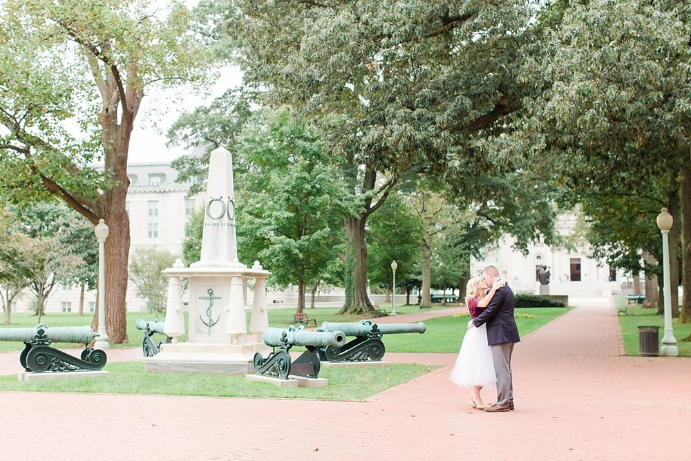 Historic Downtown Annapolis Engagement Session Bethanne Arthur Photography_0054.jpg