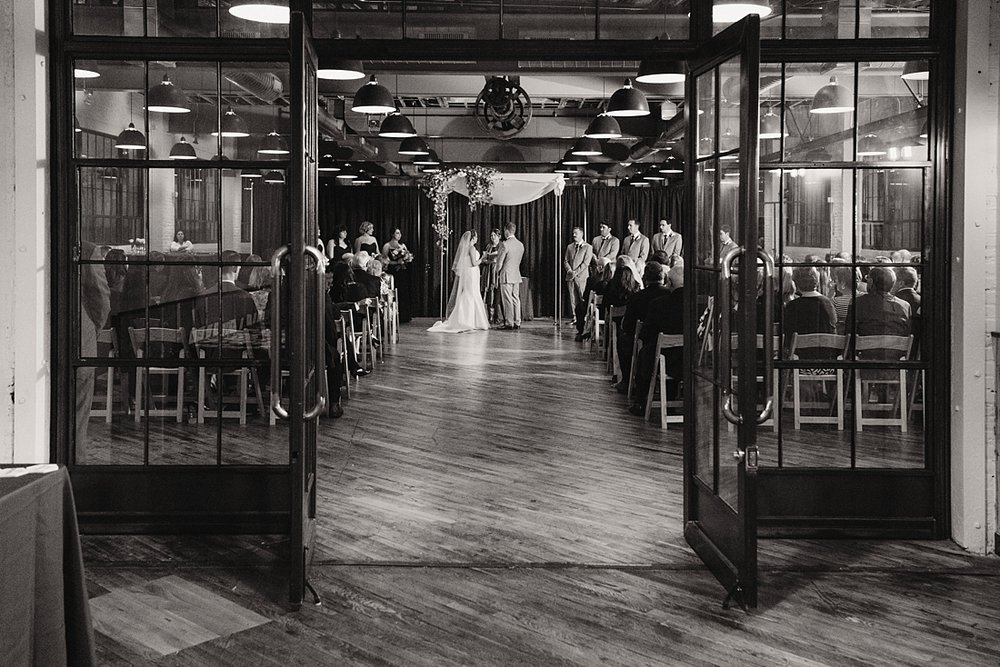 Accelerator Space Baltimore MD Wedding Navy Gray Urban Row Photography_0135.jpg