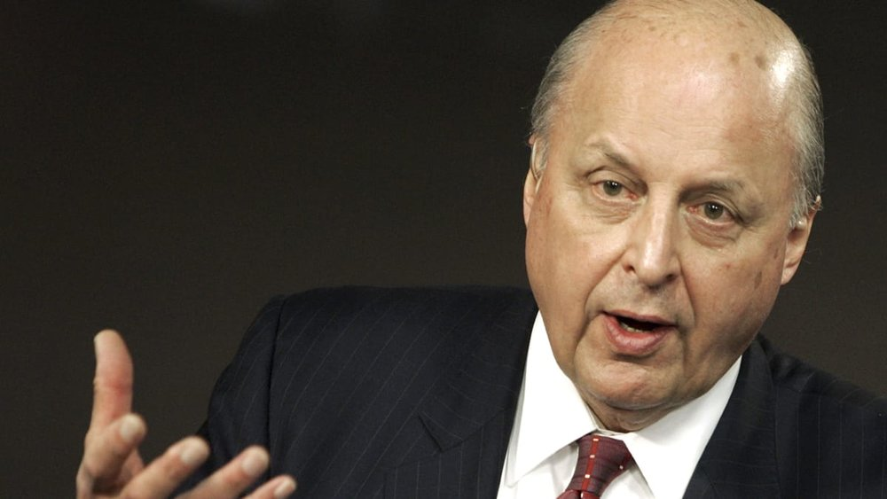 JOhn Negroponte: - Former United States Director of Intelligence, Deputy Secretary of State & Ambassador