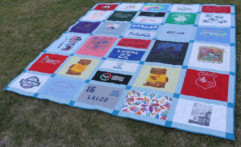 Laura's T-Time by Katie Mae Quilts
