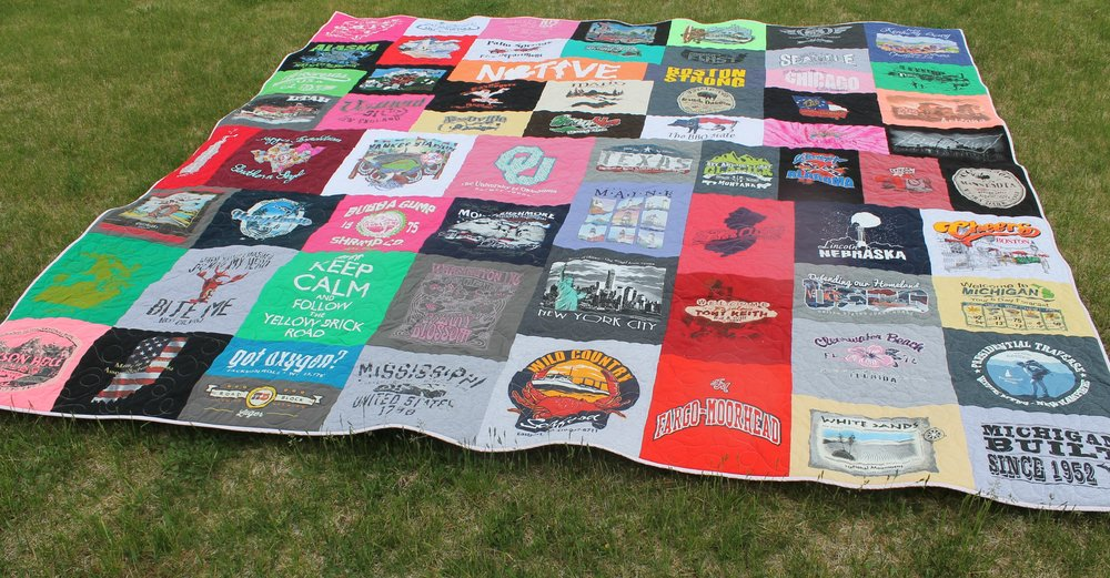 Travel the Fifty by Katie Mae Quilts