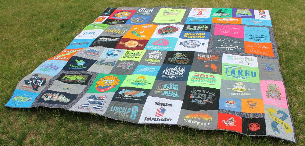 It All Started With the Bling by Katie Mae Quilts