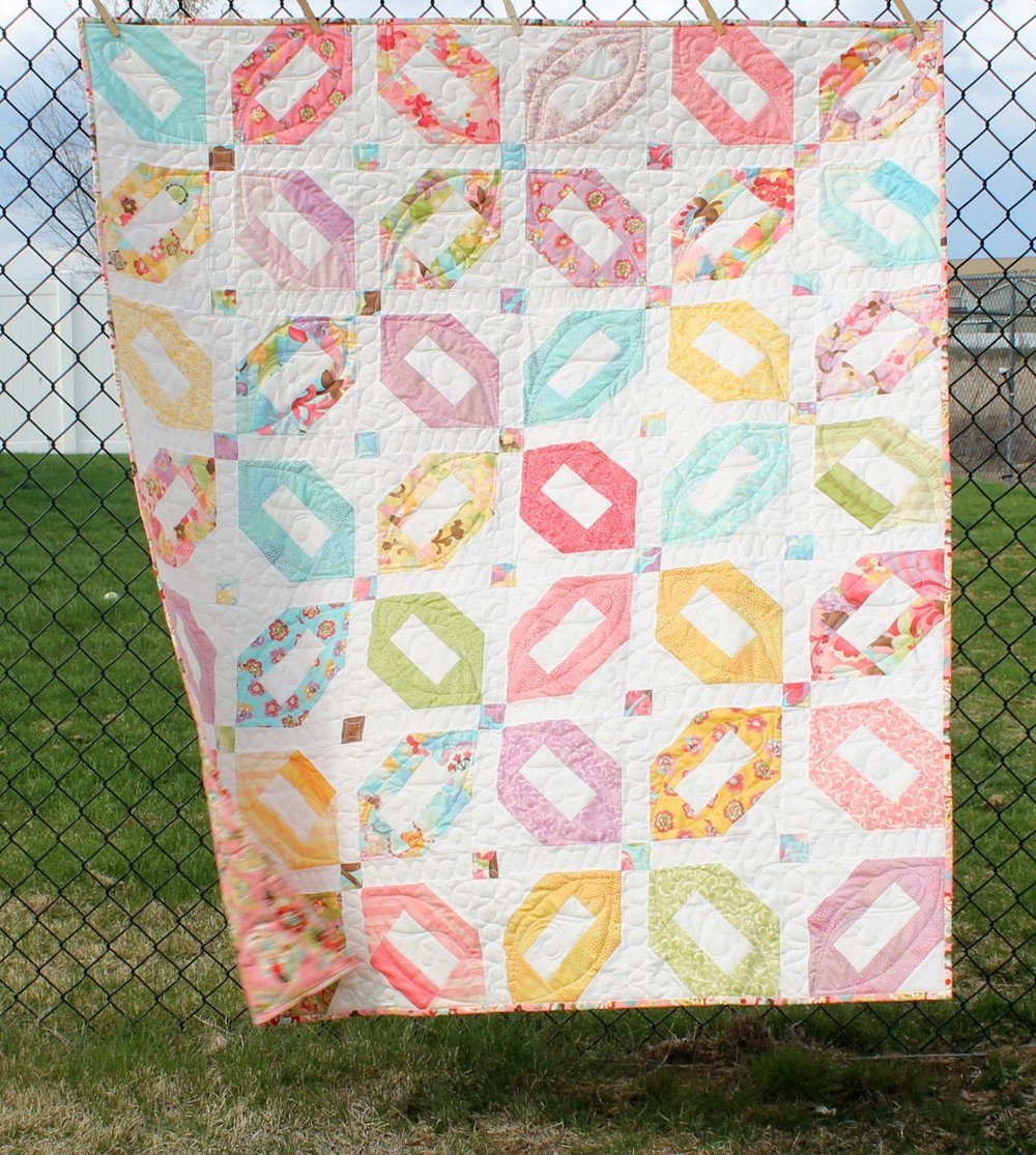 Coquette Cracker by Katie Mae Quilts