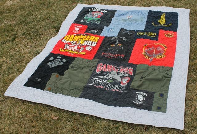 squadron tshirt quilt3.JPG