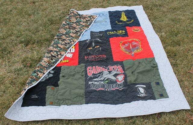 squadron tshirt quilt2.JPG