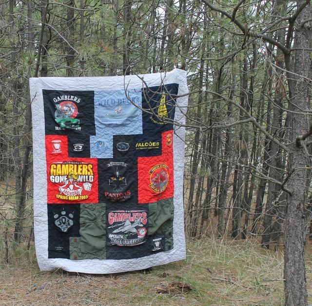 squadron tshirt quilt1.JPG