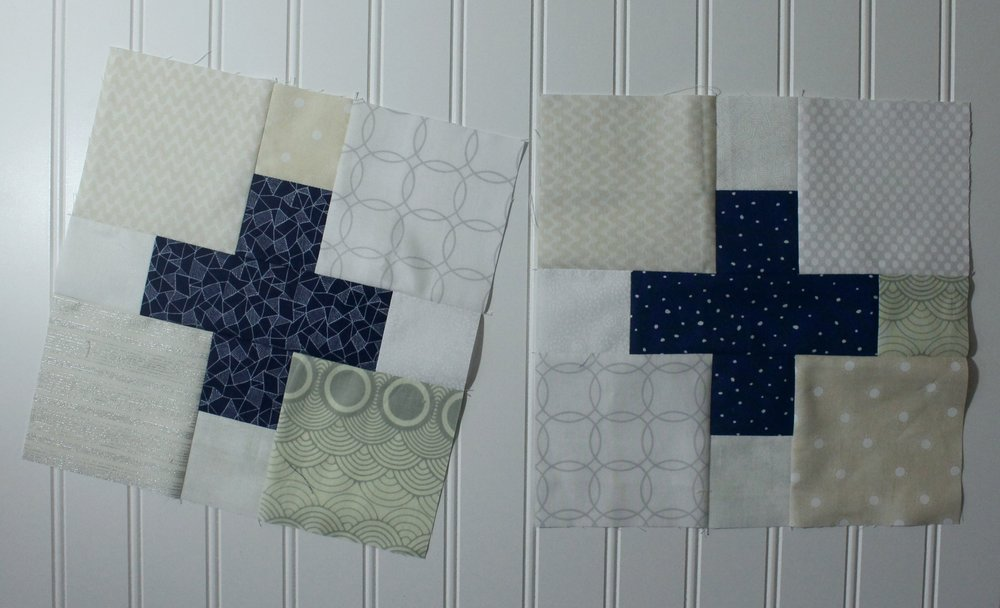 Plus Blocks by Katie Mae Quilts