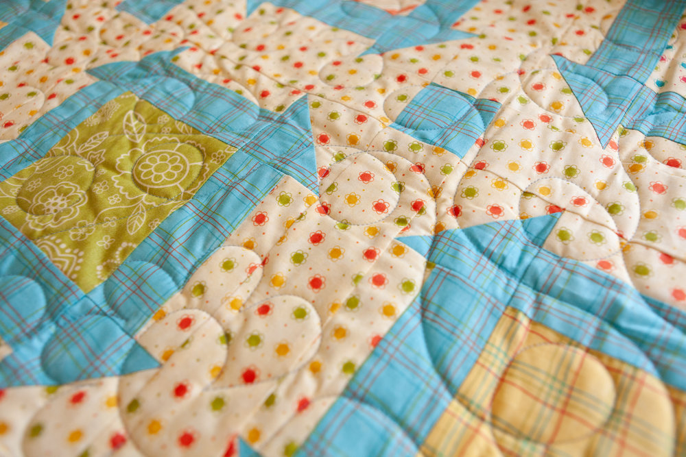 Charm Dash - by Katie Mae Quilts