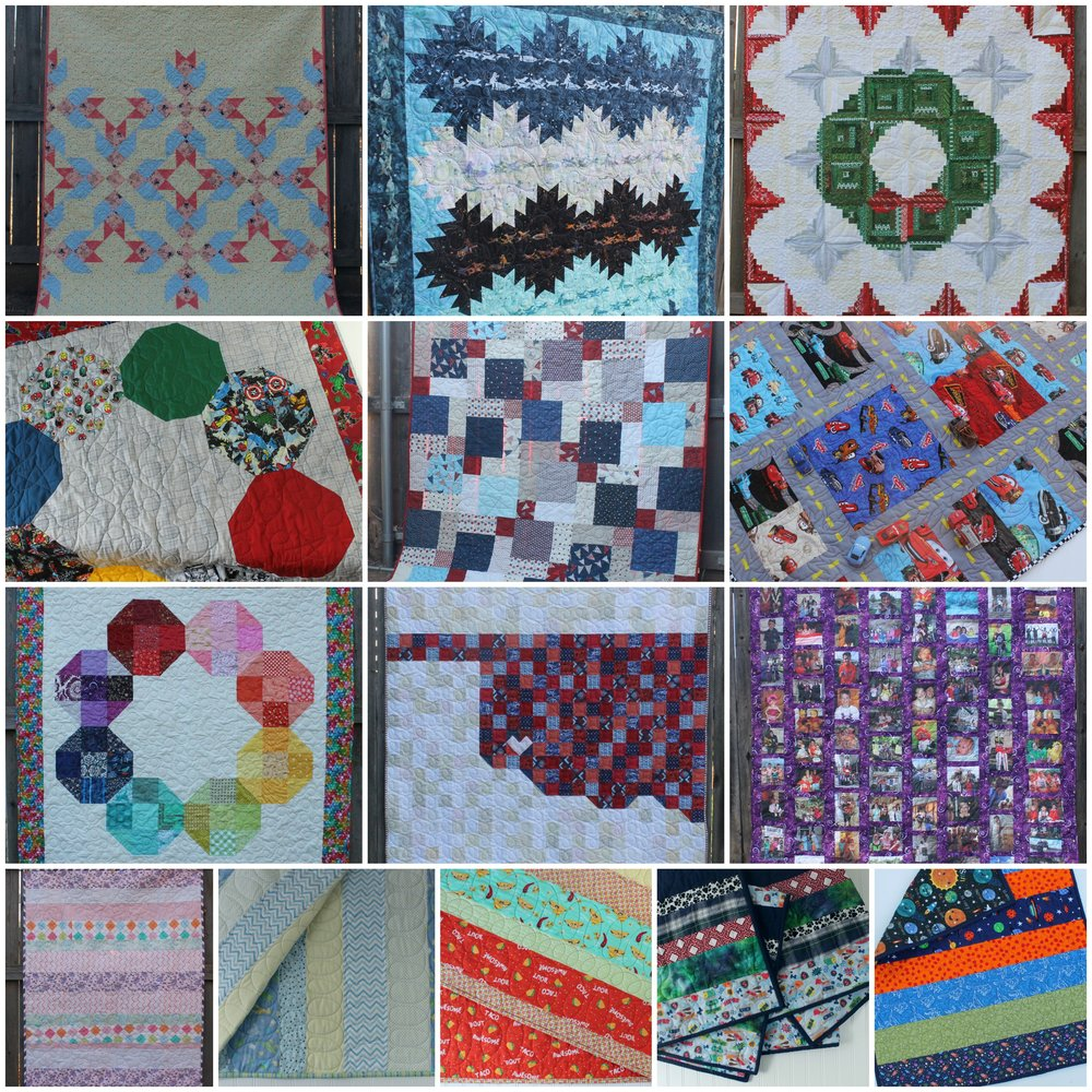 2018 in Review - Katie Mae Quilts