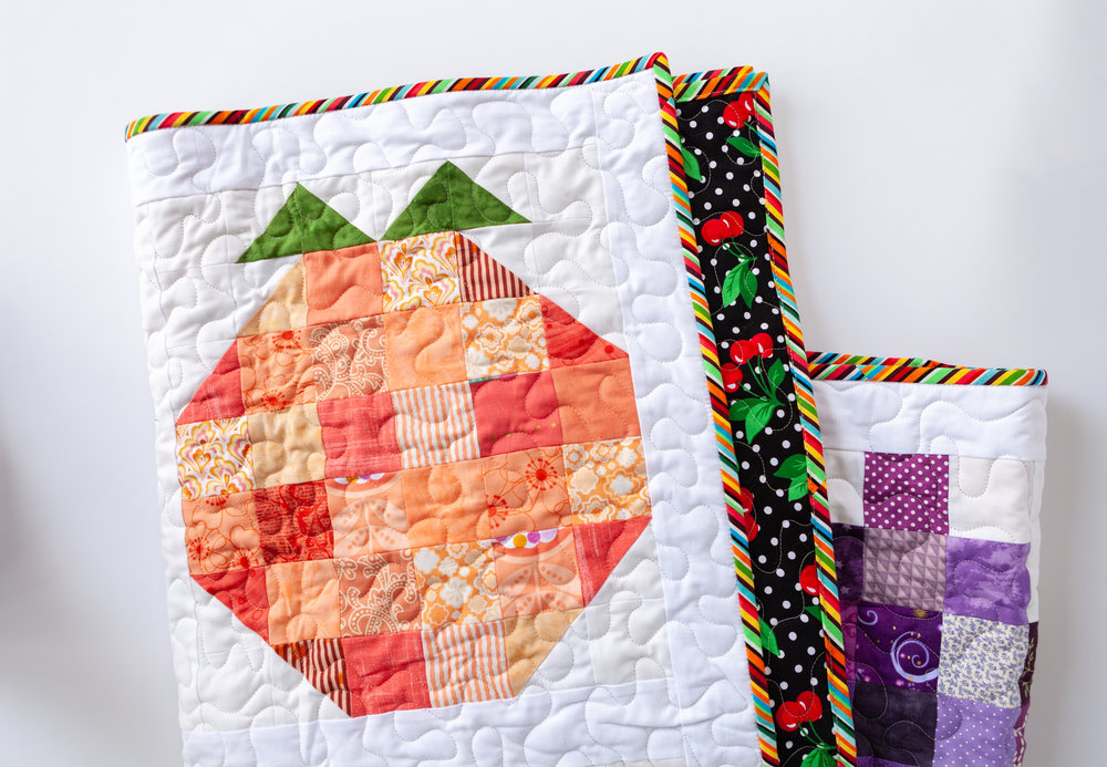 Fruit Salad by Katie Mae Quilts