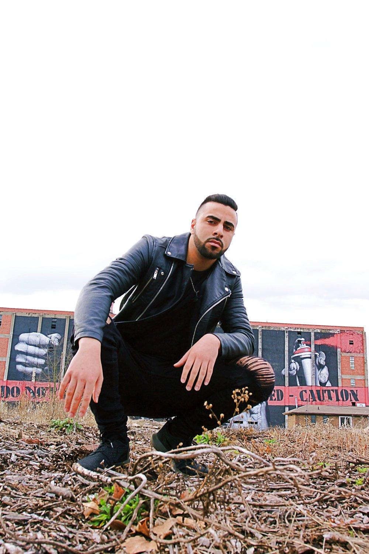 REZA JANJAL -Rap/Hip Hop