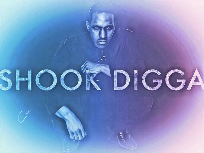 Shook Digga - Hip Hop and Rap