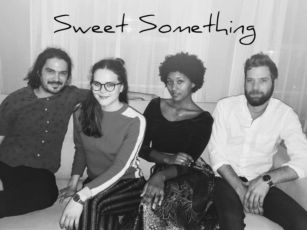 Sweet Something - Jazz, Jazzy, Indie-Jazz, Soul, Blues