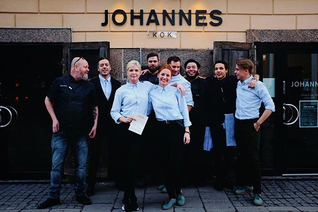 Idag och imorgon kör vi POP UP på Johannes Kök i Linköping ✨