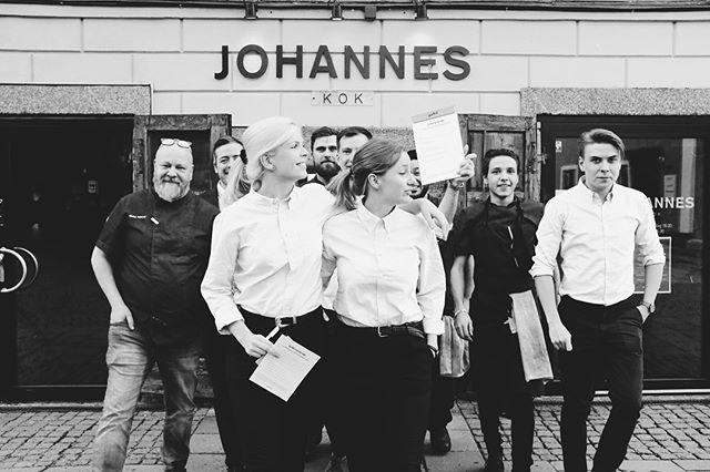 Nabo Pop Up på Johannes Kök i Linköping ✨ #restaurangnabo #johanneskök #teamnabo #dag1 📷: @russissimo