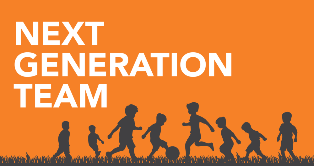 Next Generation - We believe in the next generation and their potential to change the world. The Next Generation Team includes volunteers serving Centerpoint Kids and Velocity student ministry.