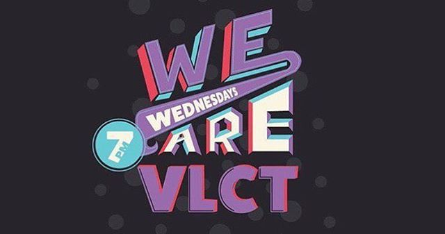 Slip-N-Slide Kickball action is happening tonight at VLCTY. Dress to get wet!! #wearevlcty