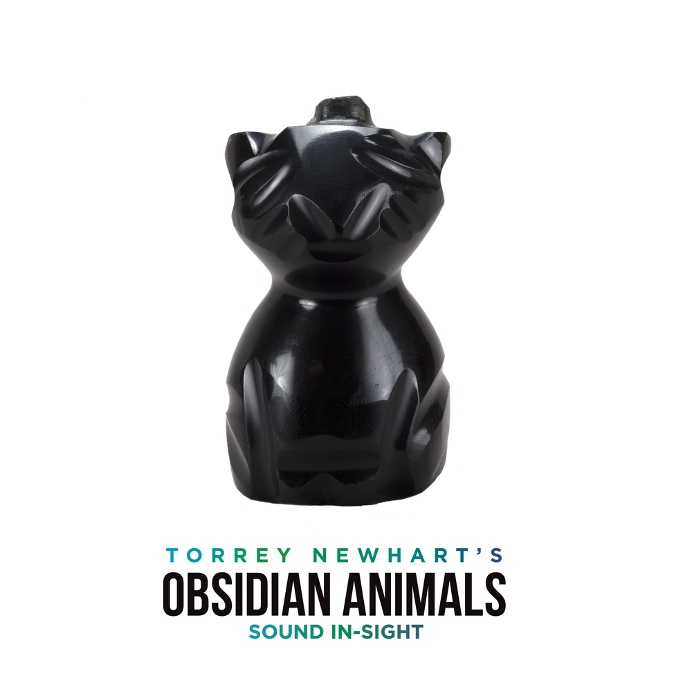 Torrey Newhart's Obsidian Animals