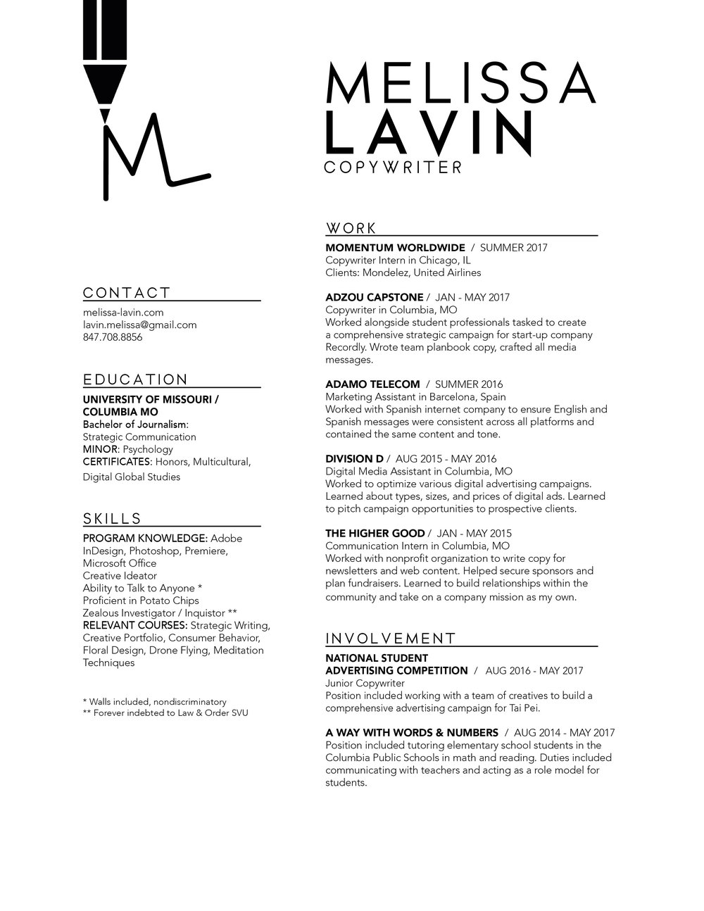 Beautiful Resume Types 2015 Contemporary - Entry Level Resume ...