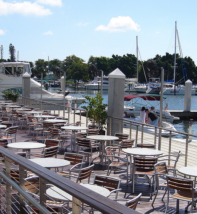 American Trading Co.  Marina Jacks