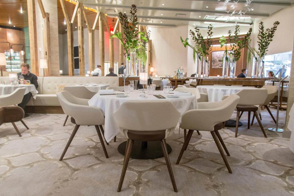 ISA International  Gabriel Kreuther Restaurant
