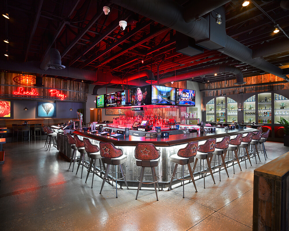 Gasser  PT's Ranch Bar