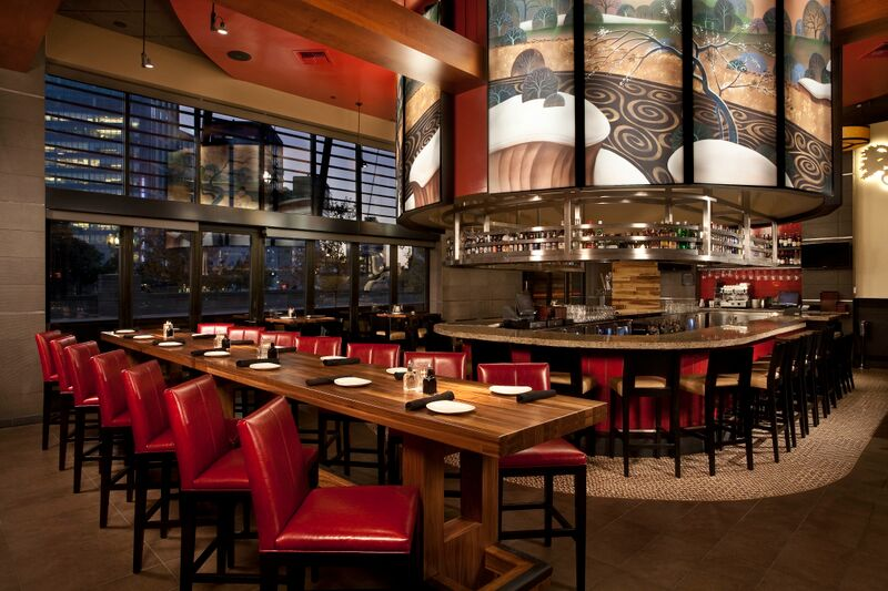Table Topics  PF Changs Providence