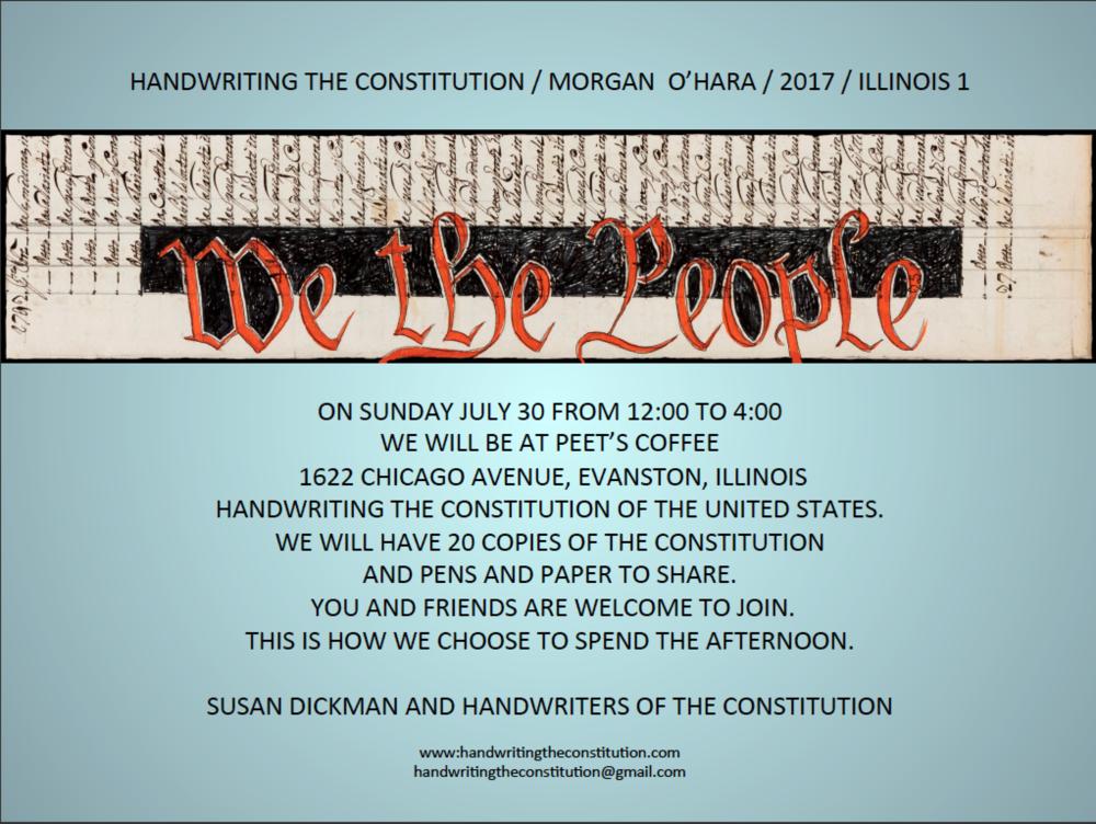30 JULY 2017 EVANSTON, IL