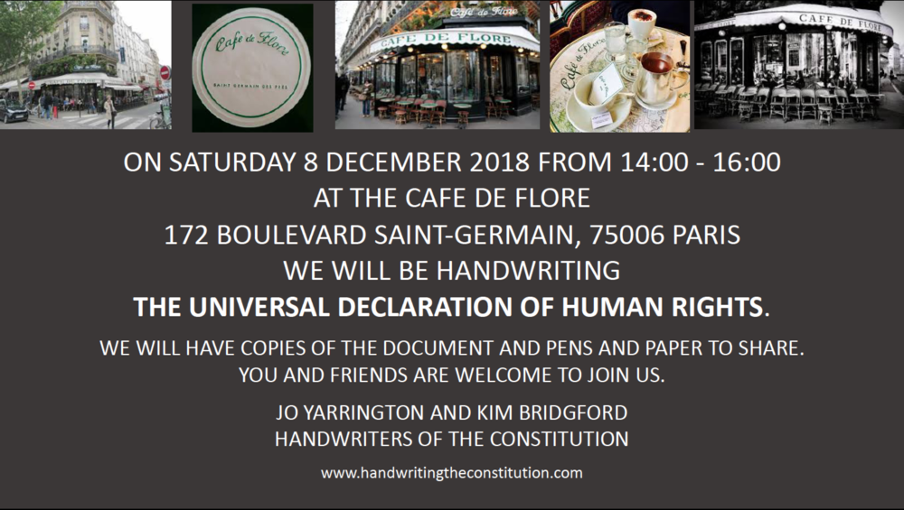 8 december 2018paris, france - session 79collaborators jo yarringtonand kim bridgford