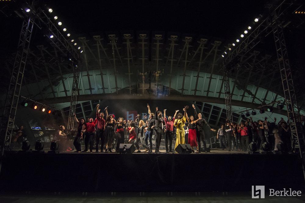 La Nit de Berklee - Commencement Concert 2017