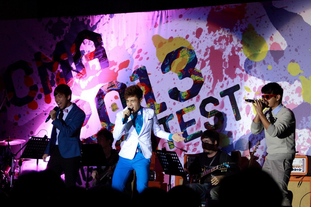 Singing Contest @HKU