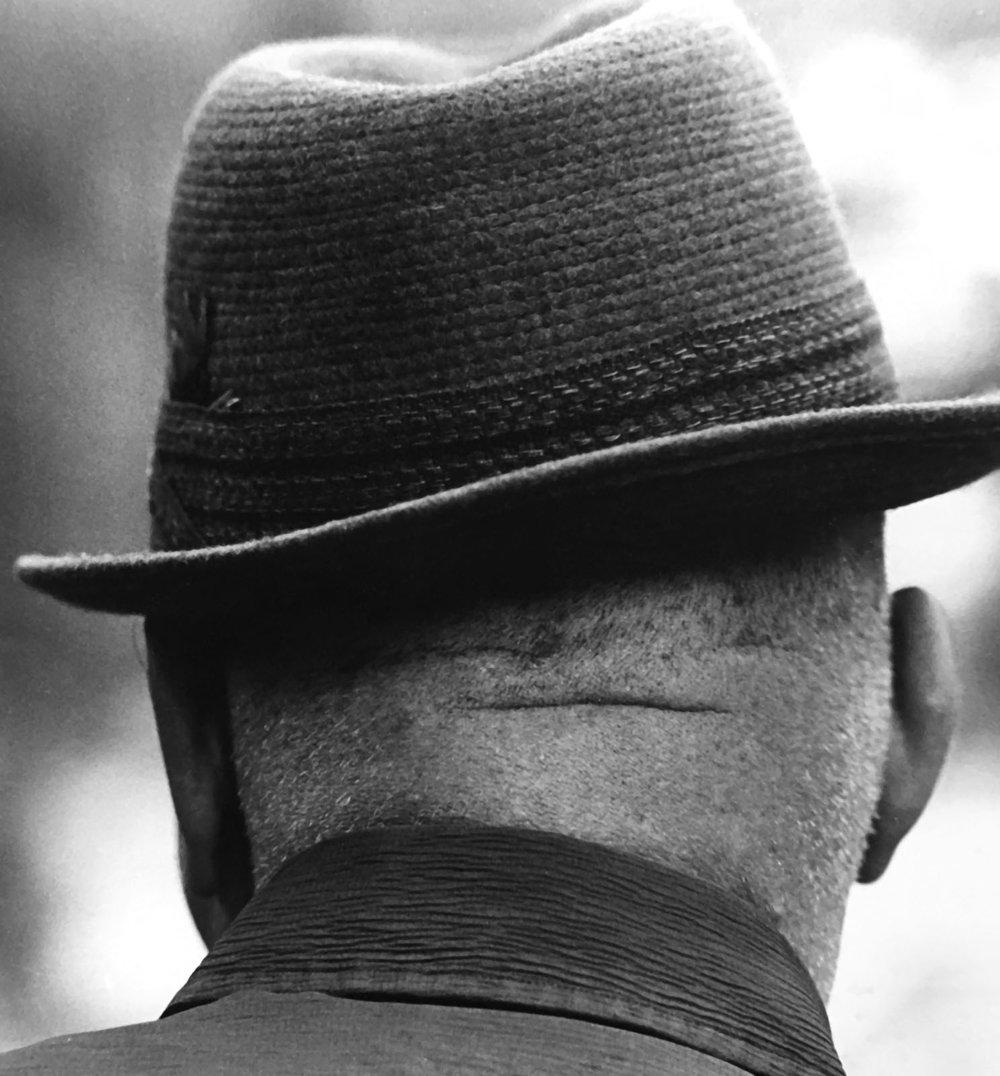 Big Head Small Hat