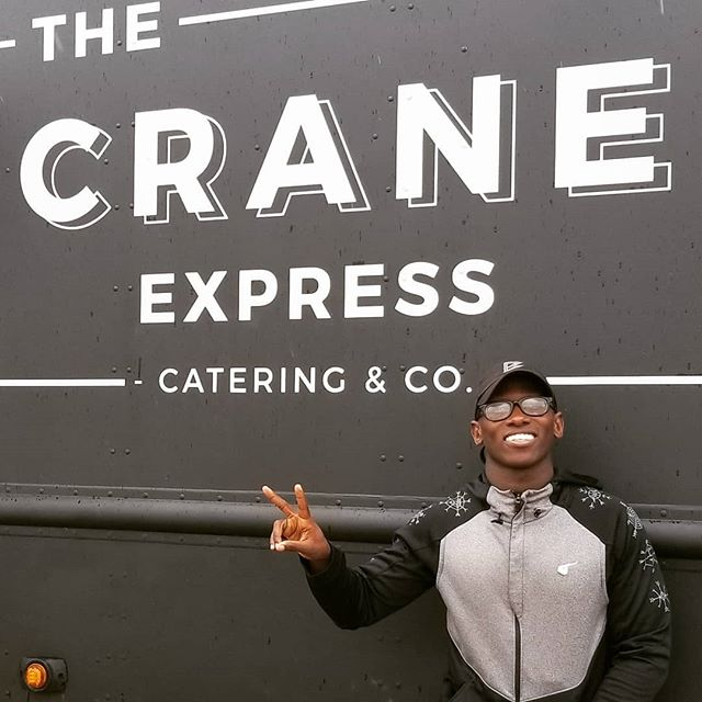 Meet @briannhira, a multi-talented artist from OKC who performed last weekend at @flavoursofourworld. All the best in your promising music career 👊👏 . #FoodTruckToronto #Wednesdays #Foodie #Locale #Toronto #BrianNhira #CraneExpress #Ube #Boba #BobaLife #BlogTo #B416 #416 #YYZ #PC