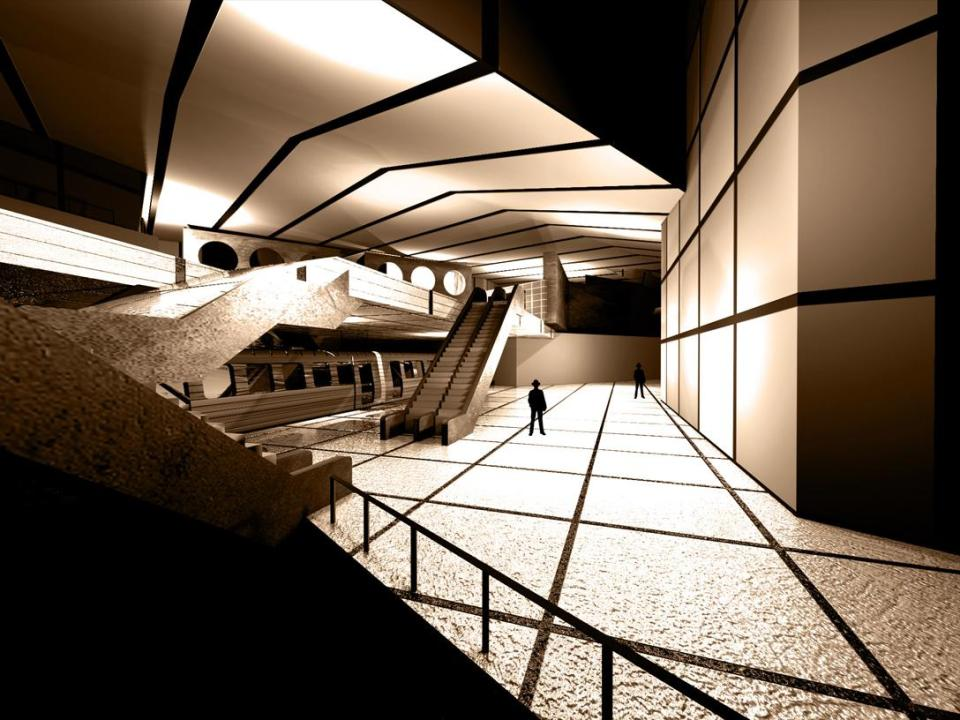 Tehran City Theather  Subway Station-2.jpg